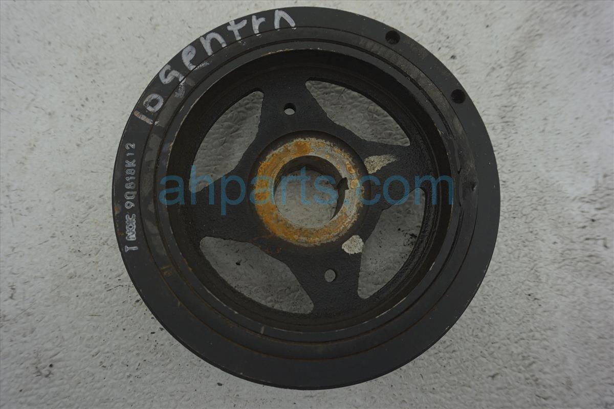 2010 Nissan Sentra Harmonic Balancer/crankshaft Pulley 12303 EN20C Replacement