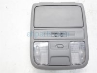$120 Honda GRAY MAP LIGHT / ROOF CONSOLE