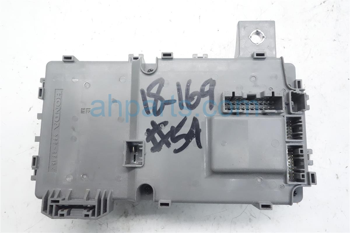 2018 Honda Accord Cabin Fuse Box Assy 38200 TVA A11 Replacement