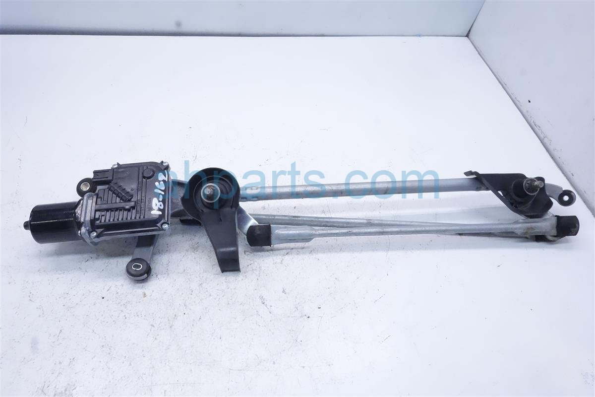 2018 Honda Accord Front Arms Windshield Wiper Motor Assy 76505 TVA A01 Replacement