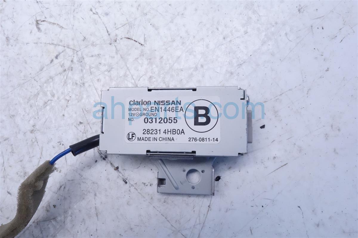 2015 Infiniti Q50 Radio Antenna Amplifier 28231-4HB0A Replacement