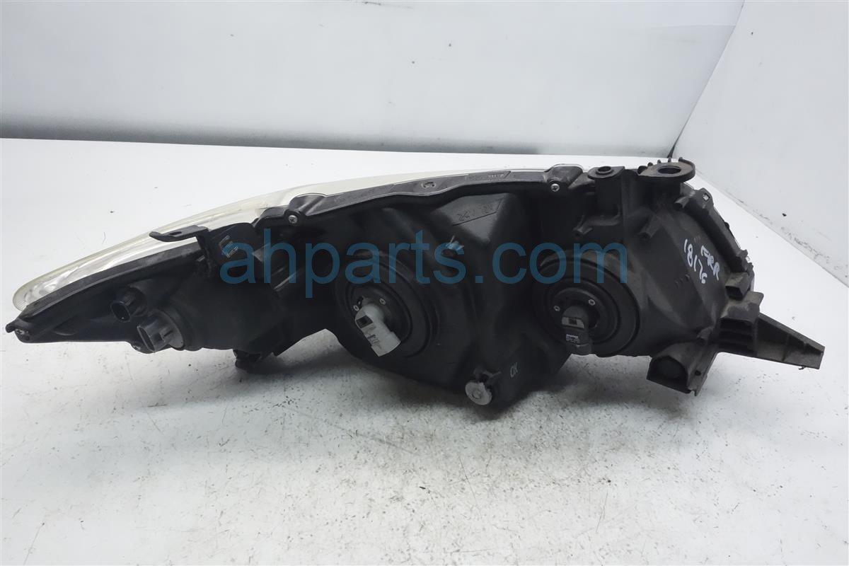 2010 Toyota Corolla Headlight Passenger Head Light / Lamp 81110 02670 Replacement