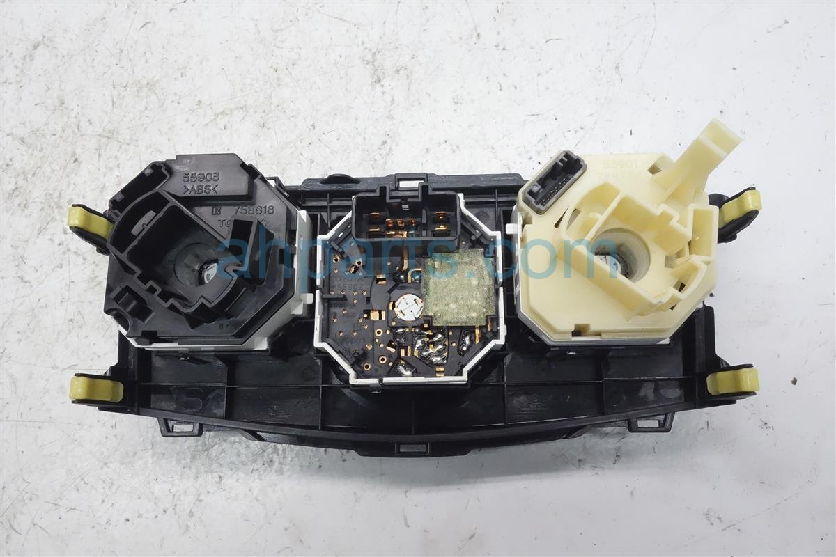 2010 Toyota Corolla Temperature Climate Heater/ac Control(on Dash) 55406 02250 Replacement