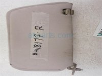 Nissan RH SUN VISOR - GRAY CLOTH