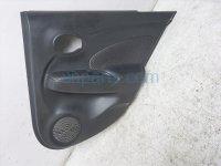 Nissan RR/RH DOOR PANEL (TRIM LINER) -BLACK