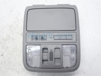 $85 Honda MAP LIGHT / ROOF CONSOLE - GRAY