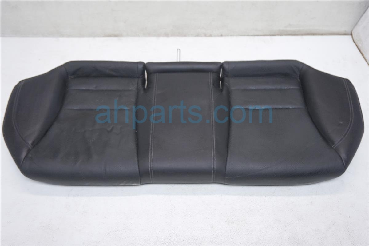 2017 Honda Accord Back (2nd Row) Rear Seat Low Portion Black Leather 82131 T3W A41ZB Replacement