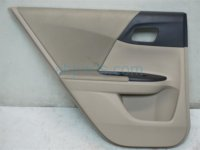 $85 Honda RR/LH DOOR PANEL (TRIM LINER) TAN