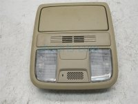 $60 Honda MAP LIGHT / ROOF CONSOLE - TAN