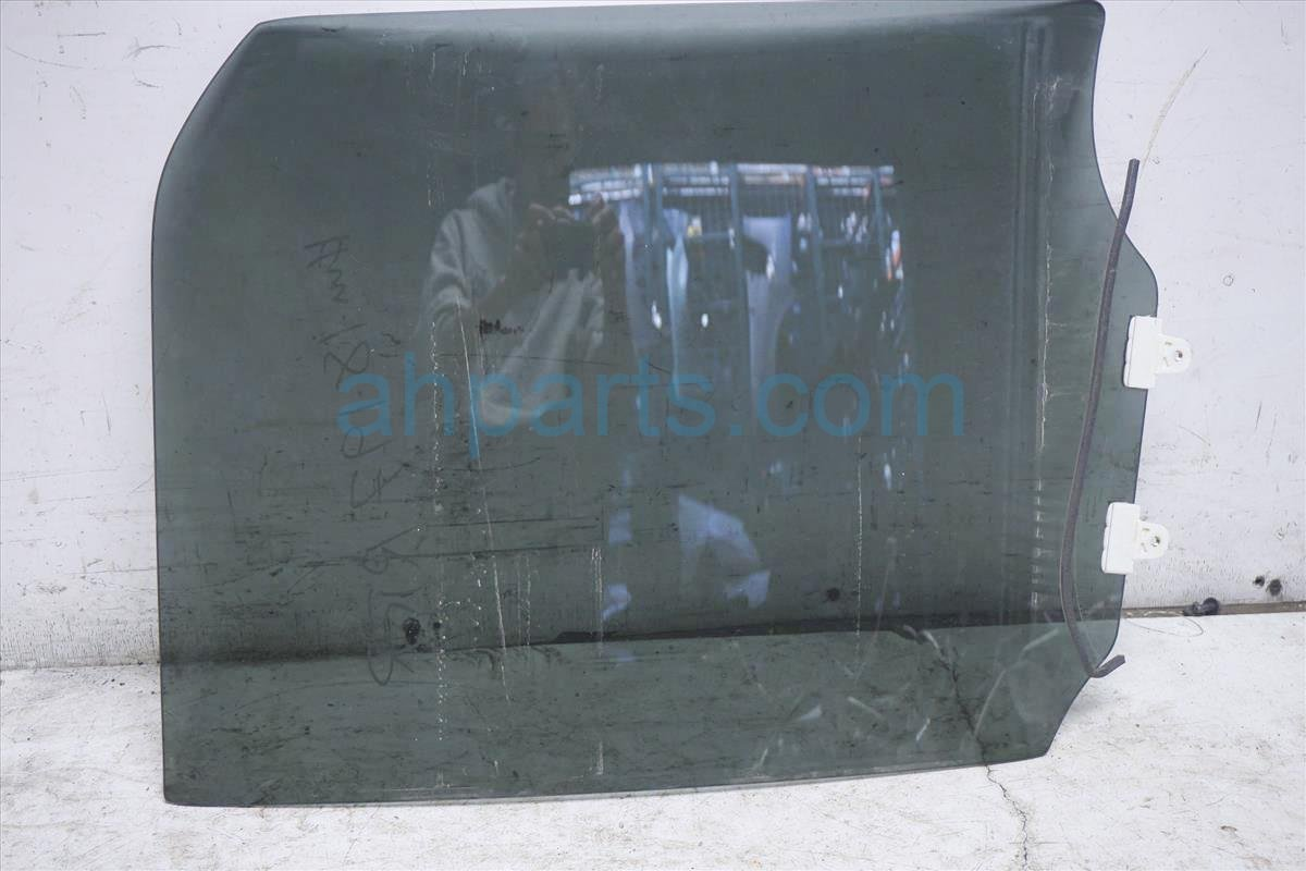 2006 Nissan Xterra 4dr Rear Passenger Door Glass Window   82300 EA000 Replacement