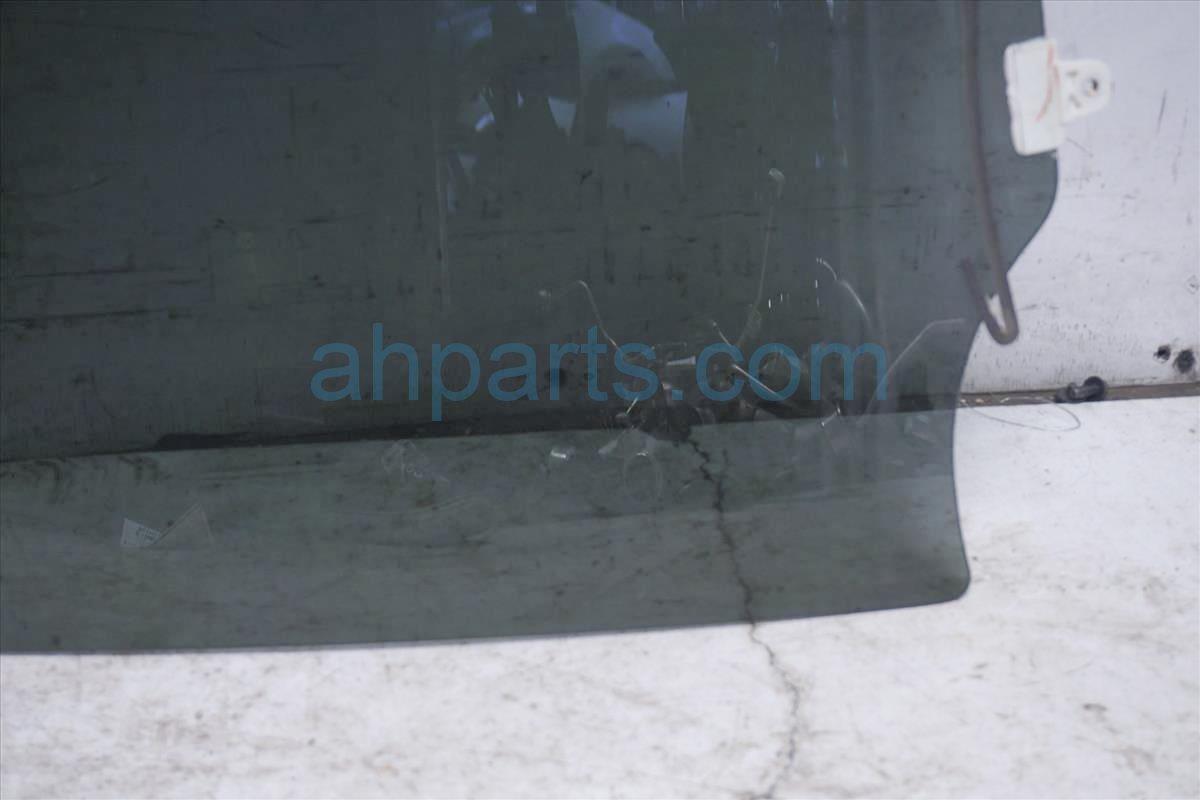 2006 Nissan Xterra 4dr Rear Driver Door Glass Window   82301 EA000 Replacement