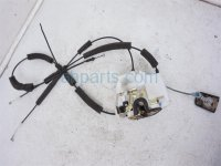 $500 Nissan 4DR FR/R DOOR LATCH ACTUATOR LOCK -