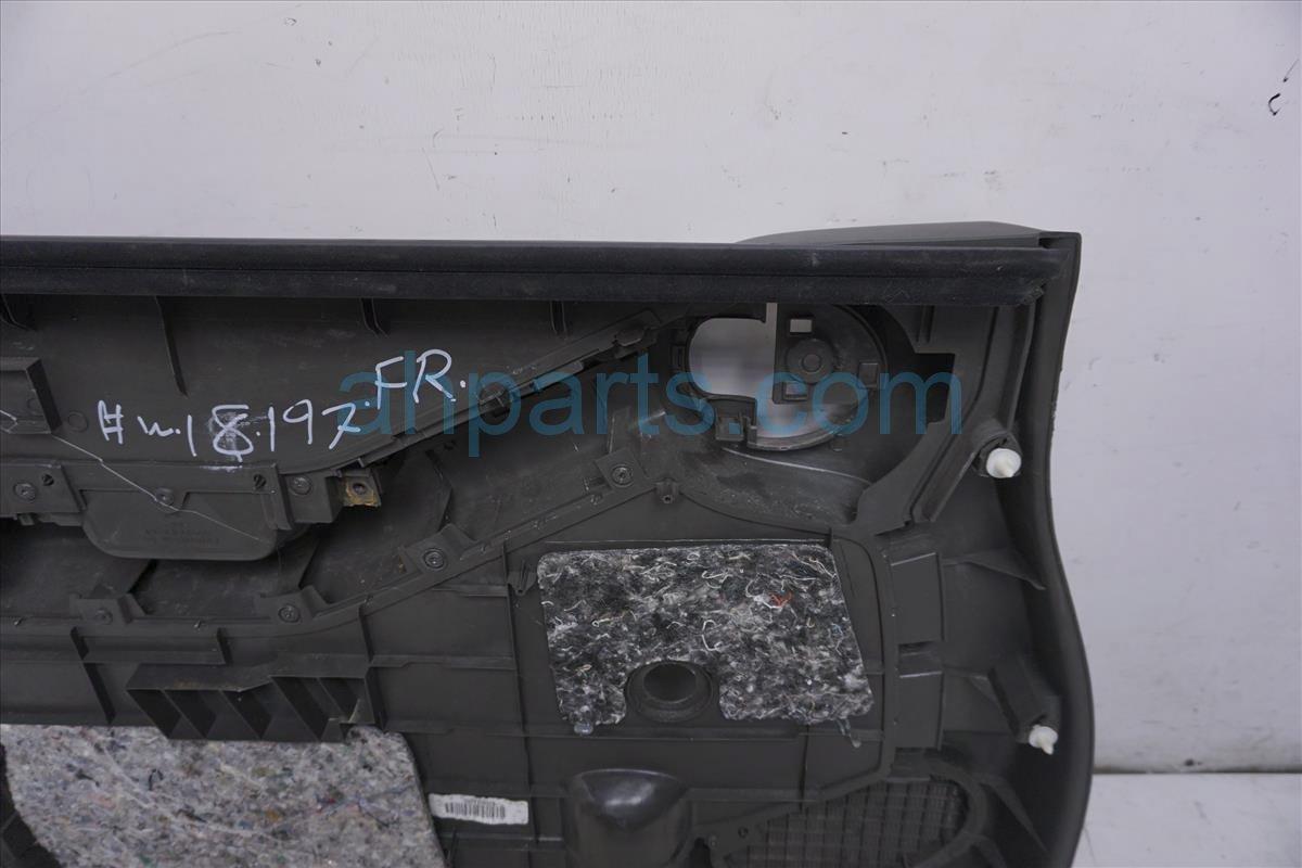 2006 Nissan Xterra Front Passenger Door Panel (trim Liner)   Black 80900 EA560 Replacement