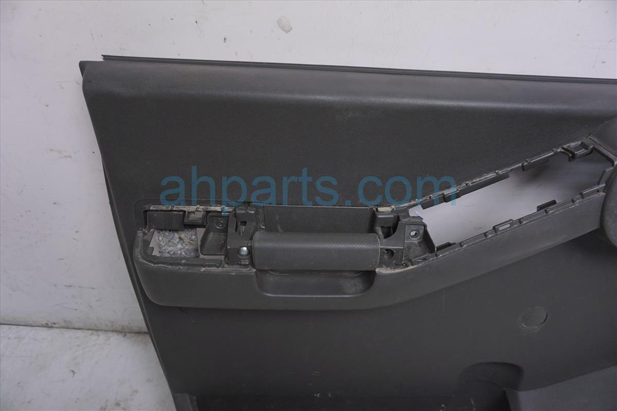 2006 Nissan Xterra Front Driver Door Panel (trim Liner)   Black 80901 EA560 Replacement
