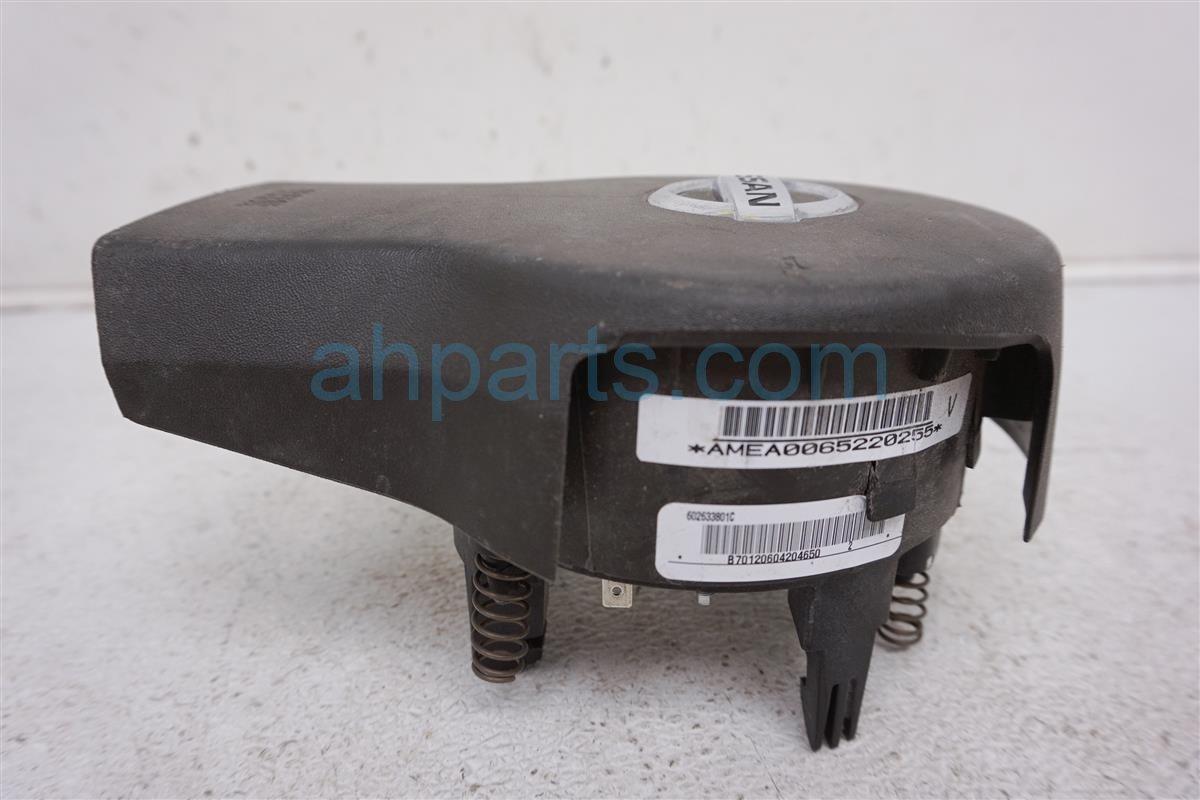 2006 Nissan Xterra Driver Wheel Airbag   Black 98510 EC002 Replacement