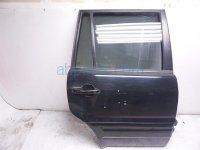 $440 Honda RR/R DOOR NO TRIM PANEL BLACK