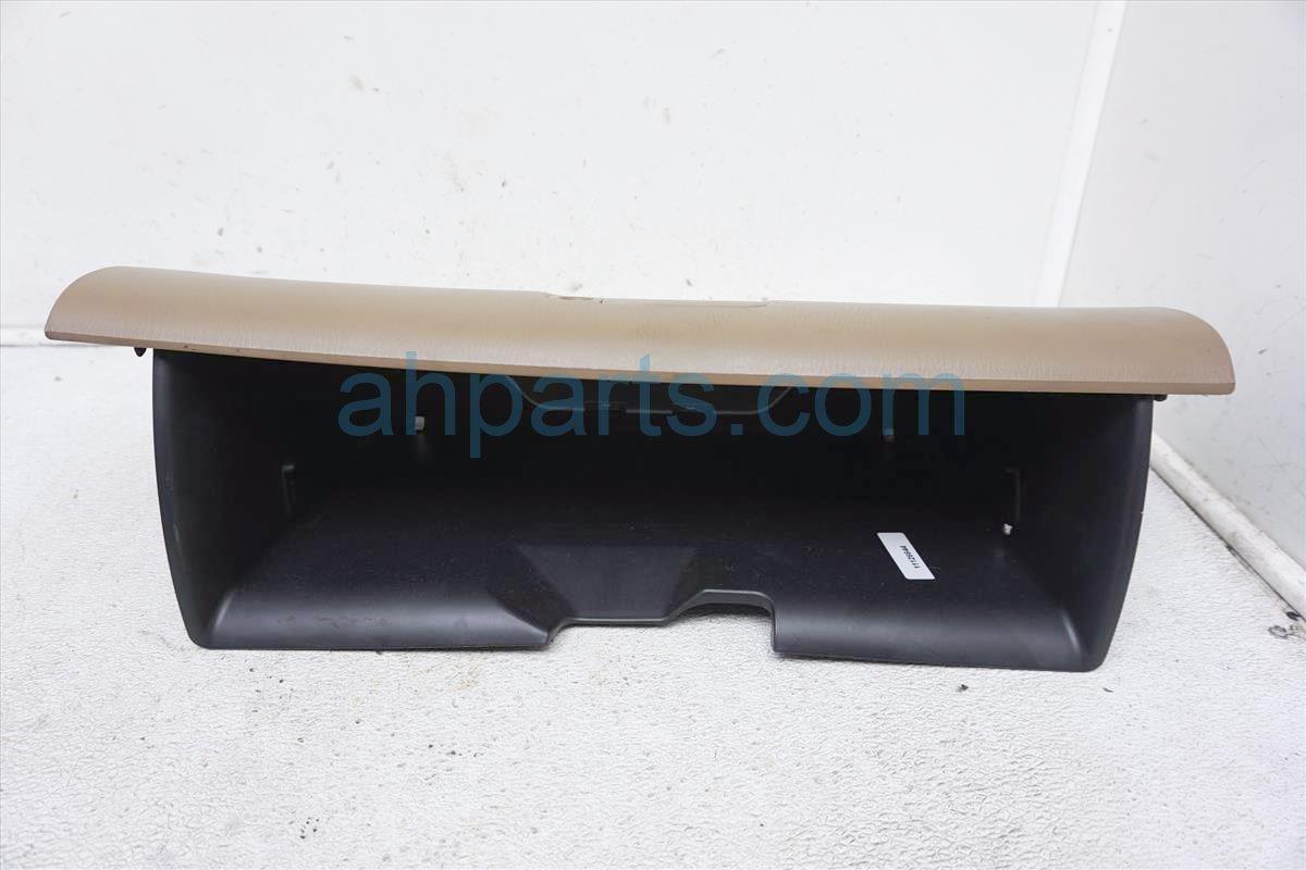 2006 Honda Pilot Glove Compartment Box Tan 77500 S9V A02ZC Replacement
