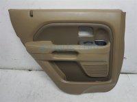 Honda RR/L DOOR PANEL (TRIM LINER) TAN