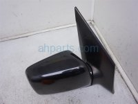 $65 Honda RH SIDE REAR VIEW MIRROR - BLACK