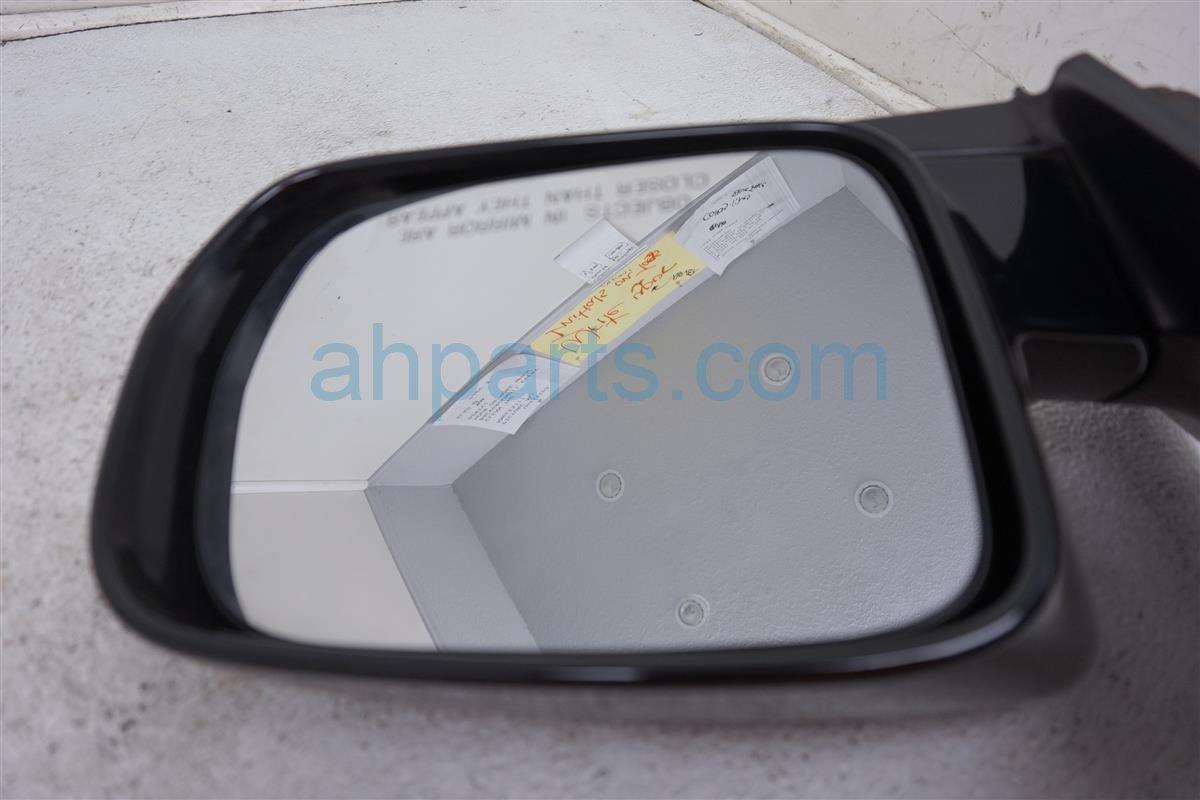 2006 Honda Pilot Passenger Side Rear View Mirror   Black 76200 S9V C11ZA Replacement