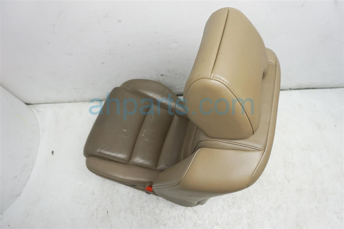 2006 Honda Pilot Front Passenger Seat Tan Leather Replacement