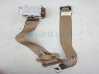 Honda 2ND ROW RH SEAT BELT - TAN