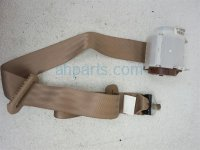 Honda 3RD ROW LH SEAT BELT - TAN