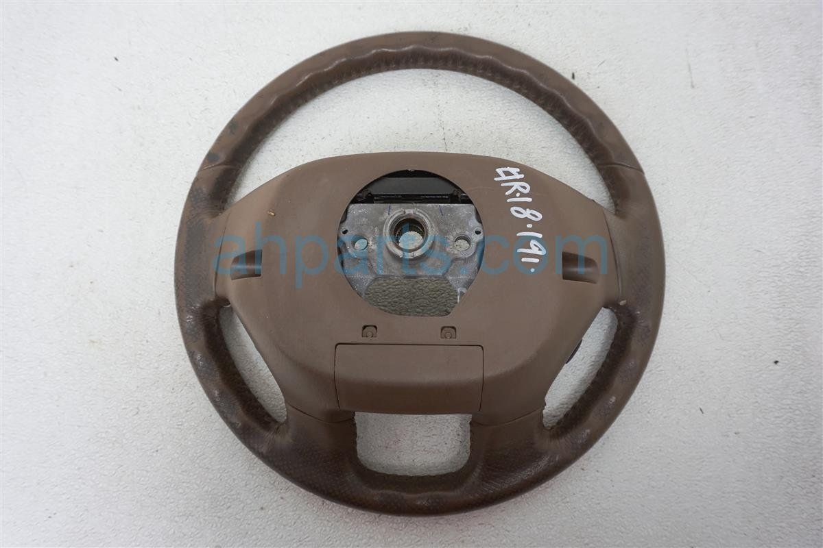 2006 Honda Pilot Steering Wheel Brown 08U97 S9V 112A Replacement
