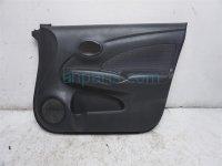 Nissan FR/RH DOOR PANEL (TRIM LINER) -BLACK