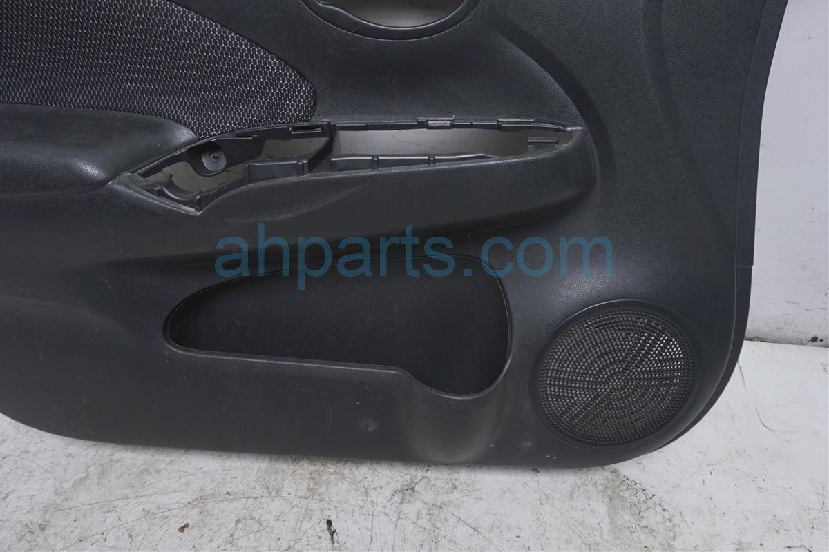 2016 Nissan Versa Front Driver Door Panel Trim Liner   Black 80901 9KK3A Replacement