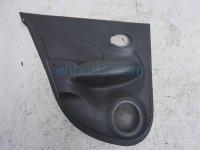 Nissan RR/LH DOOR PANEL (TRIM LINER) -BLACK