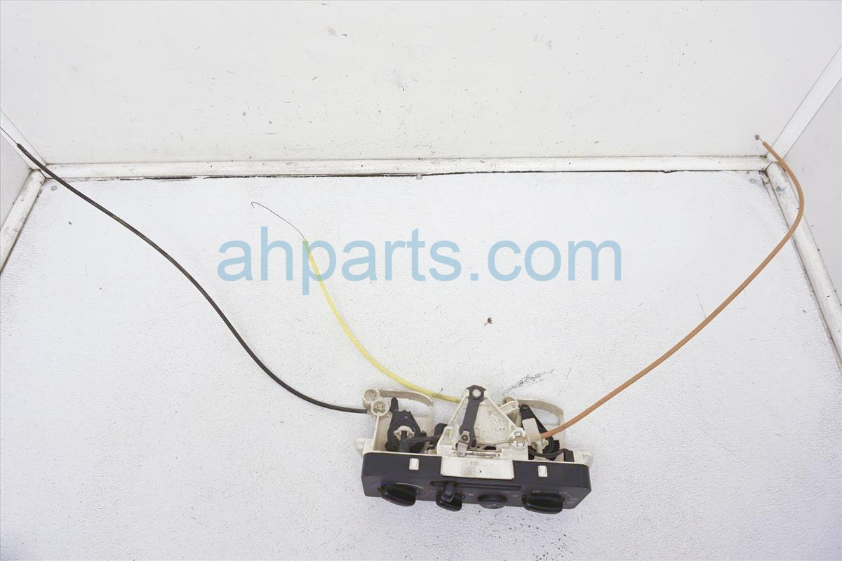 1999 Toyota Sienna Temperature / Ac Heater Climate Temp Control Assembly 5591008030 Replacement