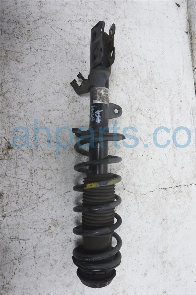 2016 Nissan Versa Front Passenger Strut Shock + Spring   E4302 9KF0B Replacement