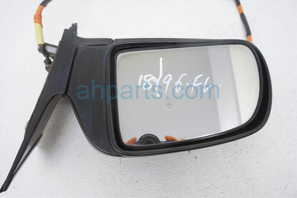 1999 Toyota Sienna Rear Driver Side view Mirror  black  scratch 8794008050 Replacement