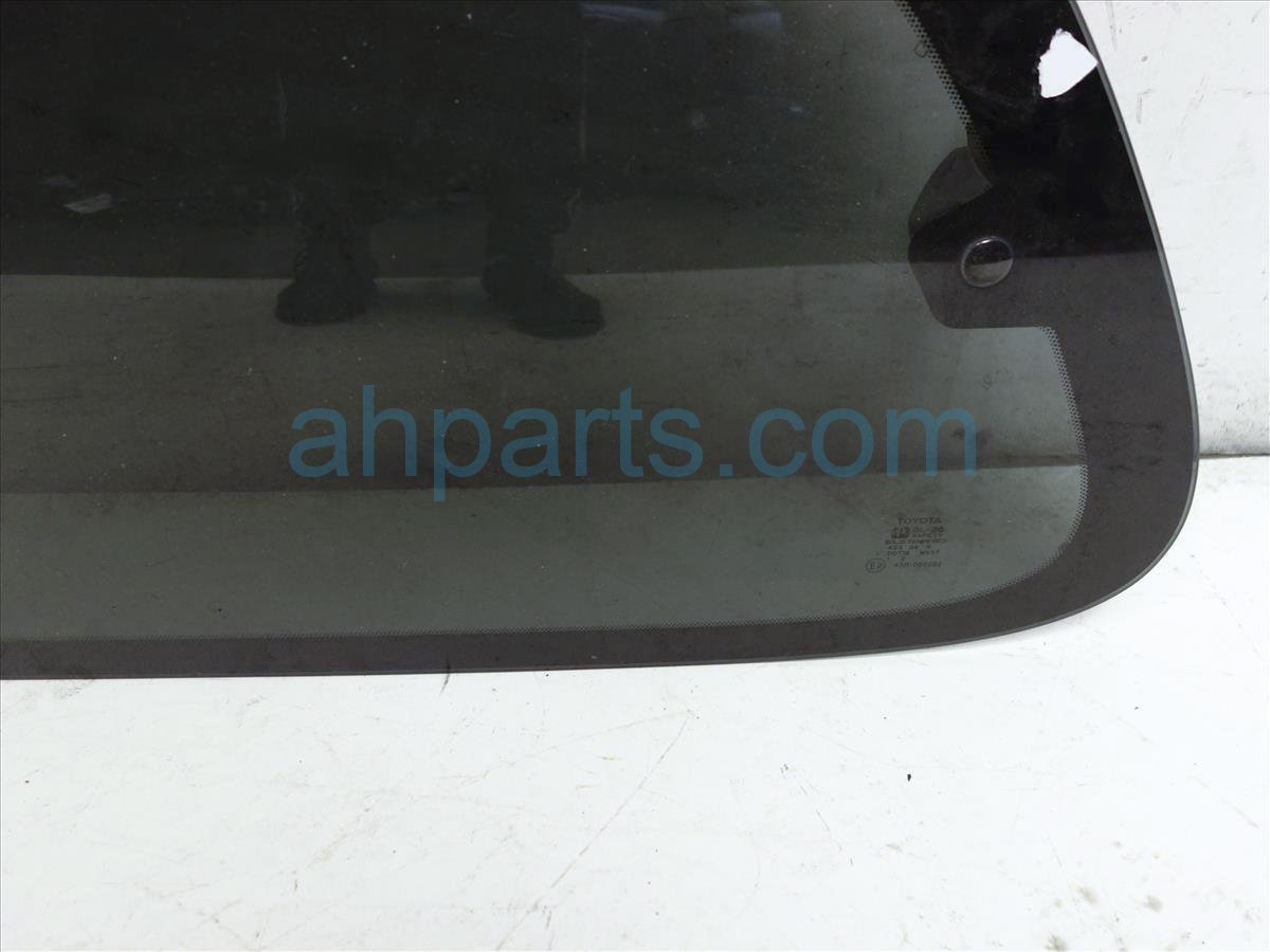1999 Toyota Sienna Rear Driver Quarter Glass Window  tint 6274008020 Replacement