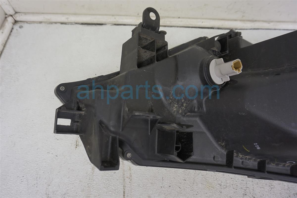 2013 Nissan Quest Headlight Driver Head Light / Lamp   Check 26075 1JR0A Replacement