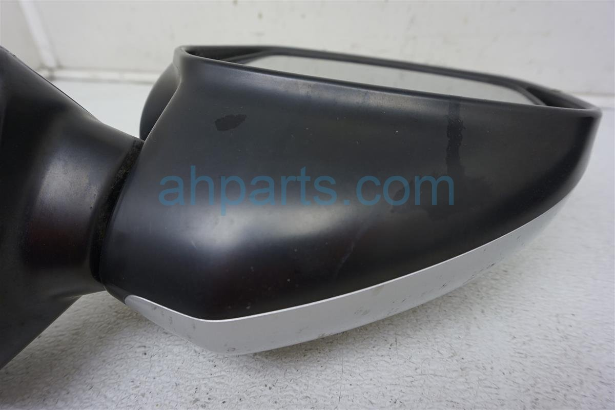 2013 Nissan Quest Driver Side Rear View Mirror   Silver 96302 1JA1B Replacement