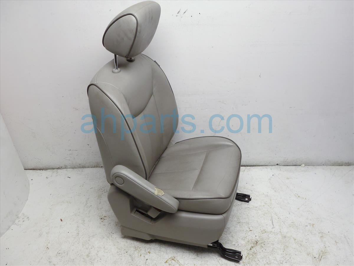 2013 Nissan Quest Front Driver Seat Gray 87621 1JB6C Replacement