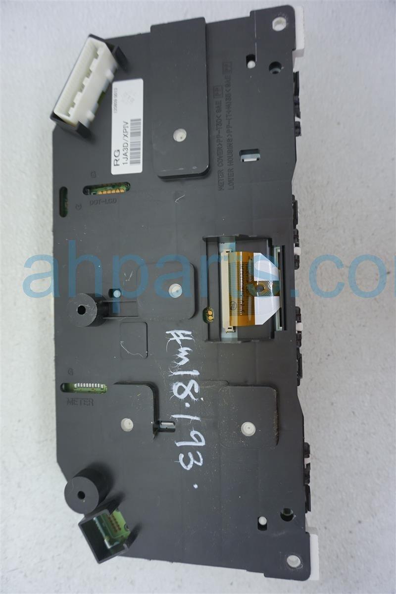 2013 Nissan Quest Speedometer Instrument Gauge Cluster 24820 1JA3D Replacement