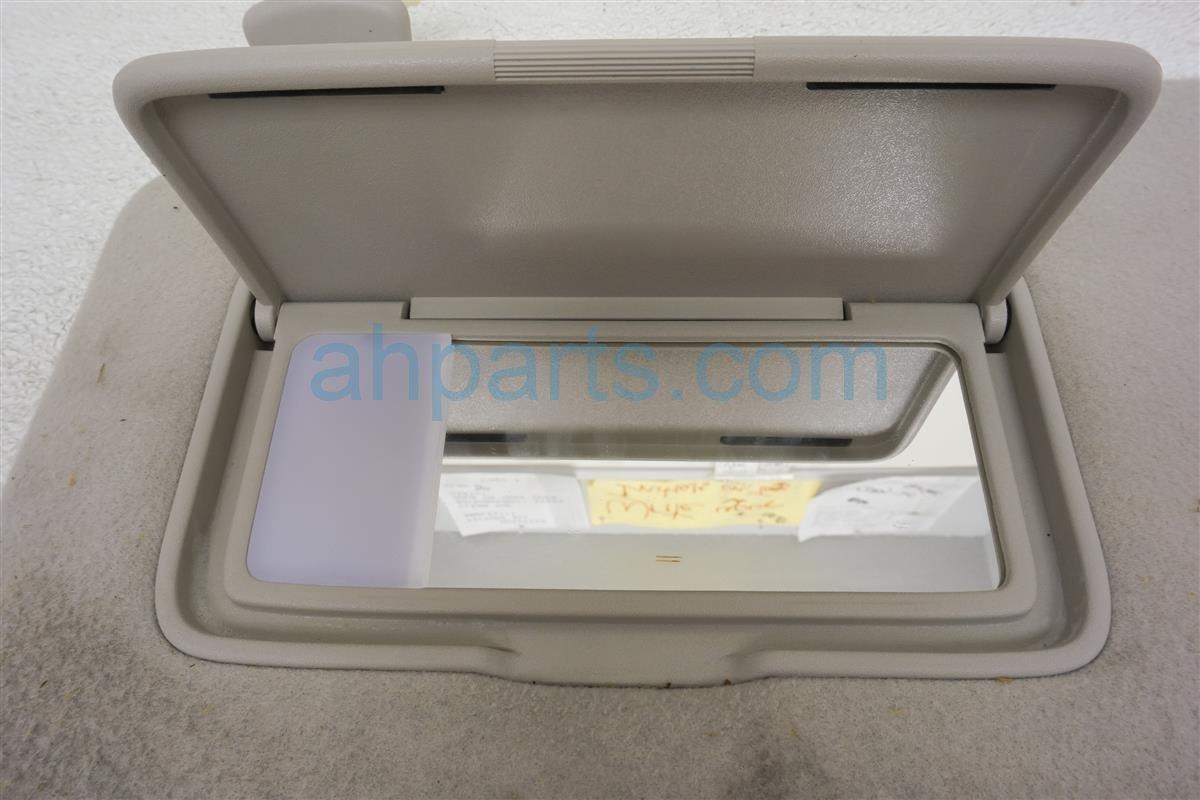 2013 Nissan Quest Driver Sun Visor Gray 6401 1JA0A Replacement