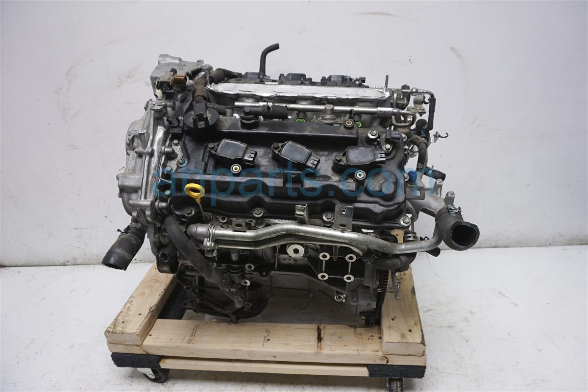 2013 Nissan Quest Motor / Engine  miles=59,416 Replacement