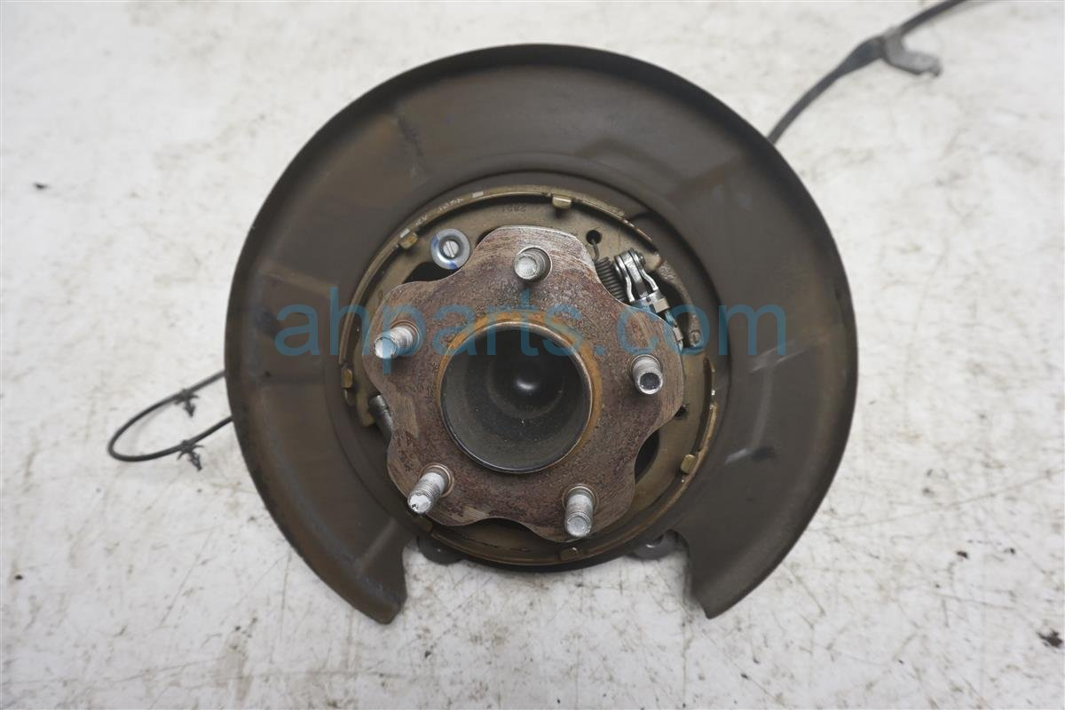 2013 Nissan Quest Axle Stub Rear Driver Spindle Knuckle   43019 1JB0A Replacement