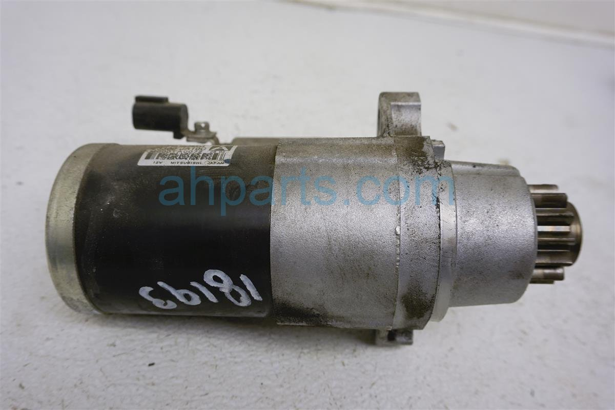 2013 Nissan Quest Starter Motor   23300 JA10C Replacement