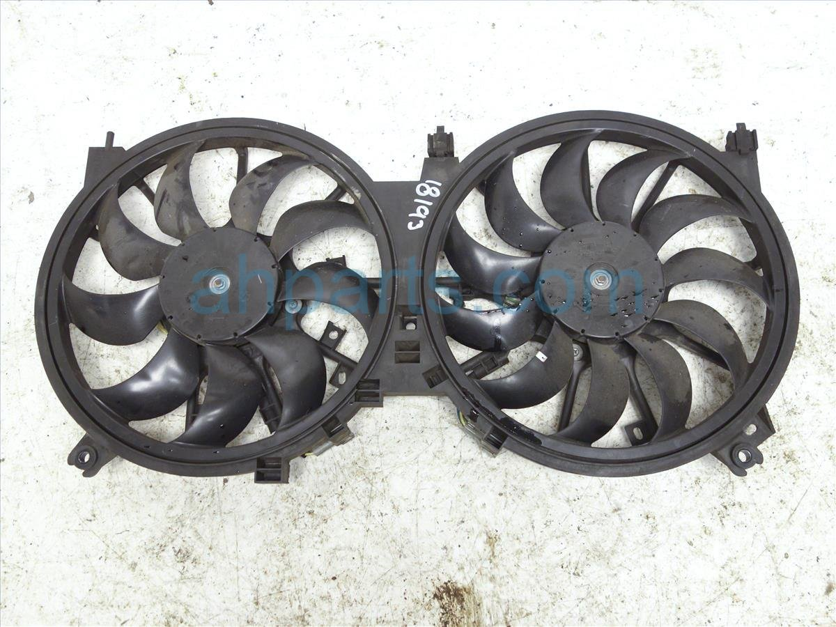2013 Nissan Quest Radiator Cooling Fan Assembly 21481 1AA0A Replacement