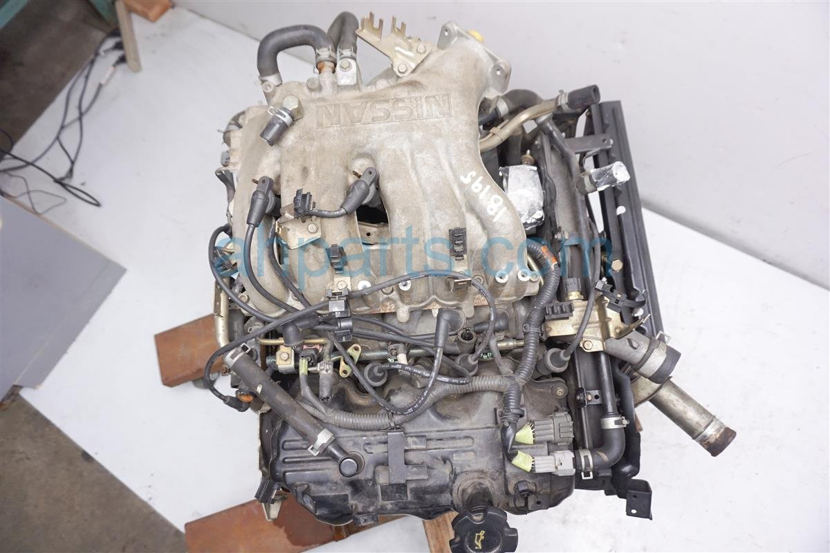 2001 Nissan Frontier Motor / Engine  miles= 193 6mwarrnty Replacement