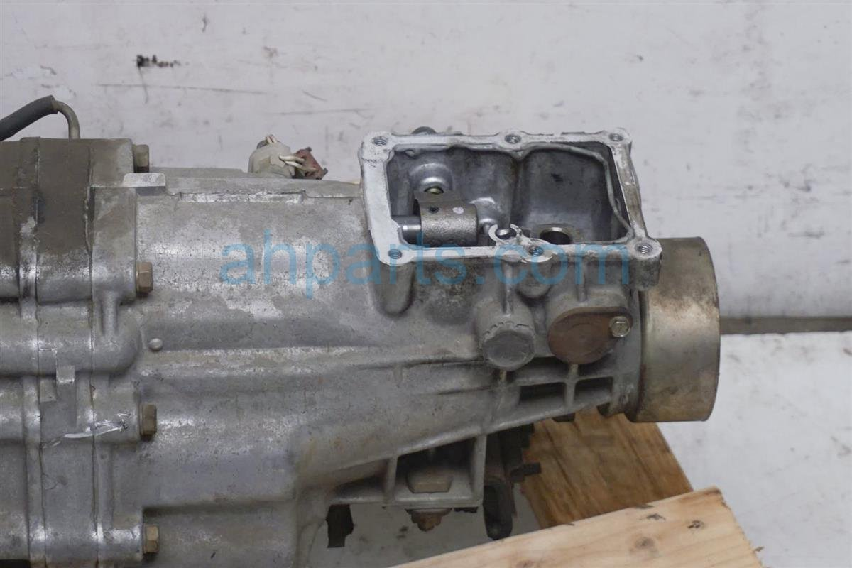 2001 Nissan Frontier Mt Transmission   Miles=193, 6mwarrn Replacement