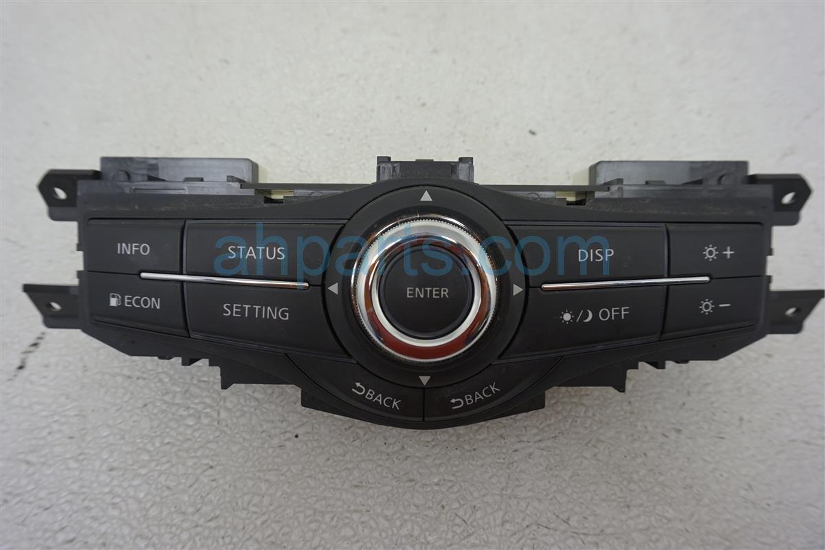 2013 Nissan Quest Display Screen Control 28395 1JA0B Replacement