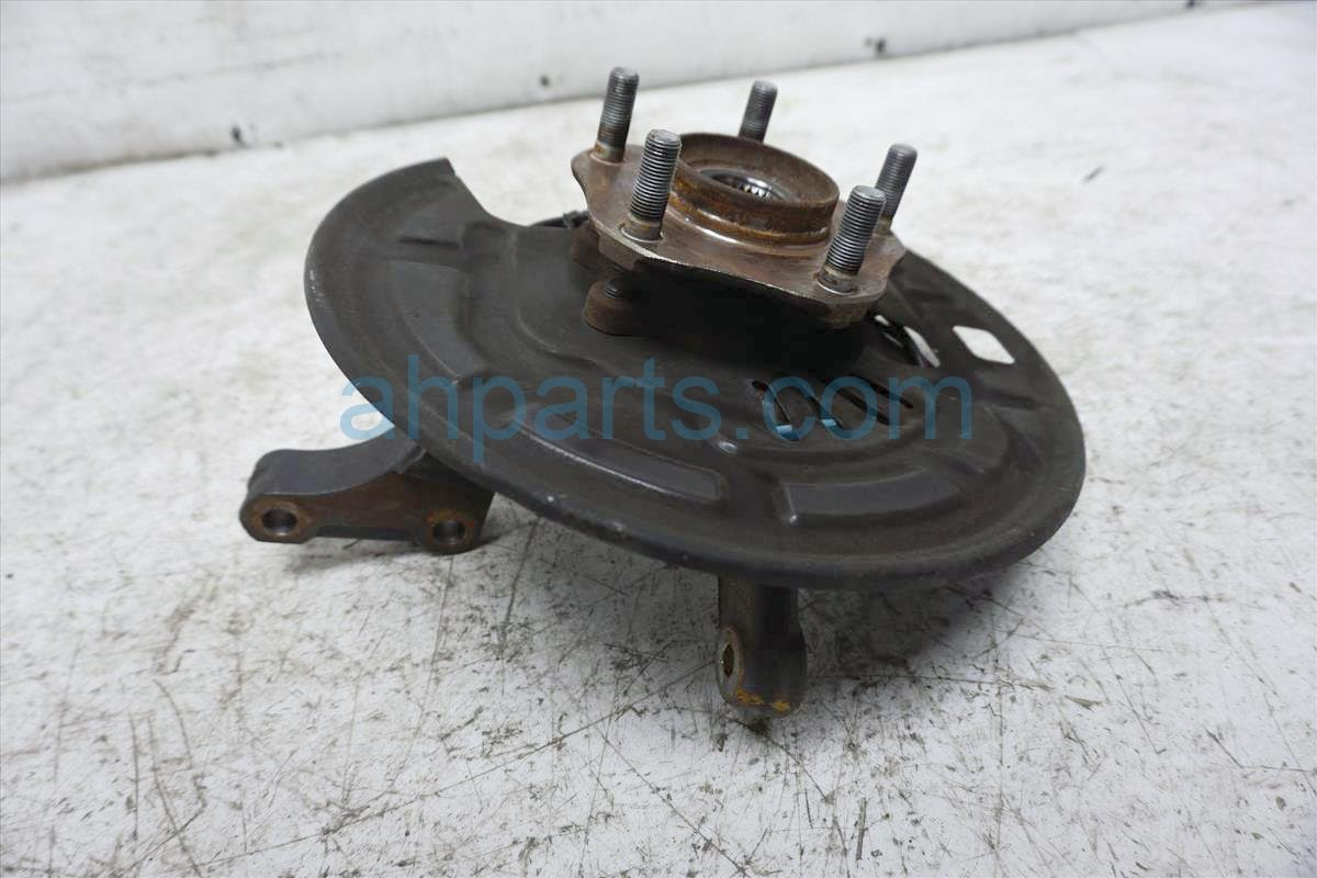 2015 Nissan Sentra Hub Front Passenger Spindle Knuckle + Sensor Wire 40014 1KA1A Replacement