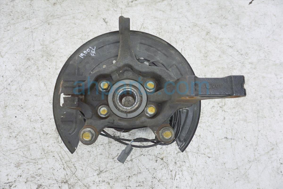 2015 Nissan Sentra Hub Front Driver Spindle Knuckle + Sensor Wire 40015 1KA1A Replacement