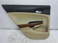 $50 Honda RR/L DOOR PANEL (TRIM LINER) TAN